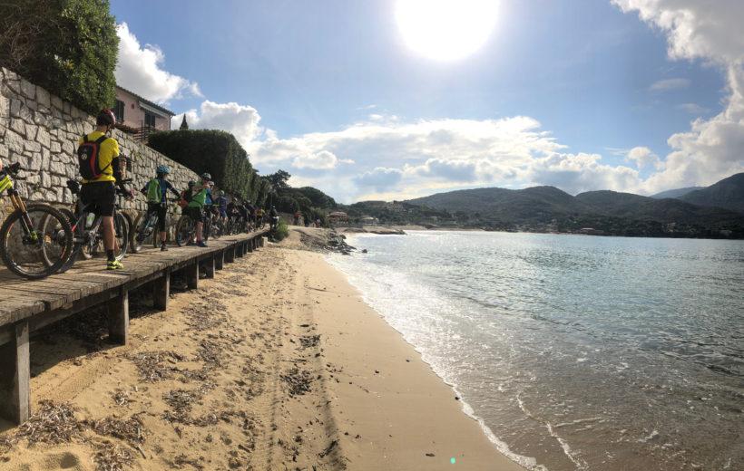 Isola d'Elba <br> E-bike experience